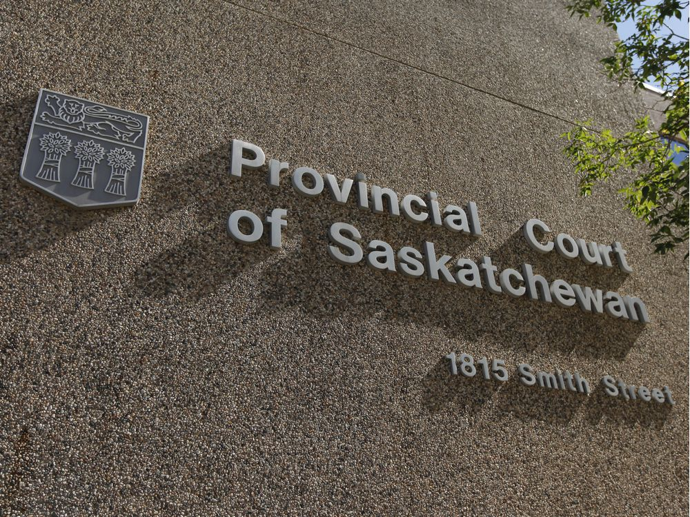 Firearms charges for two Regina men after replica gun seized