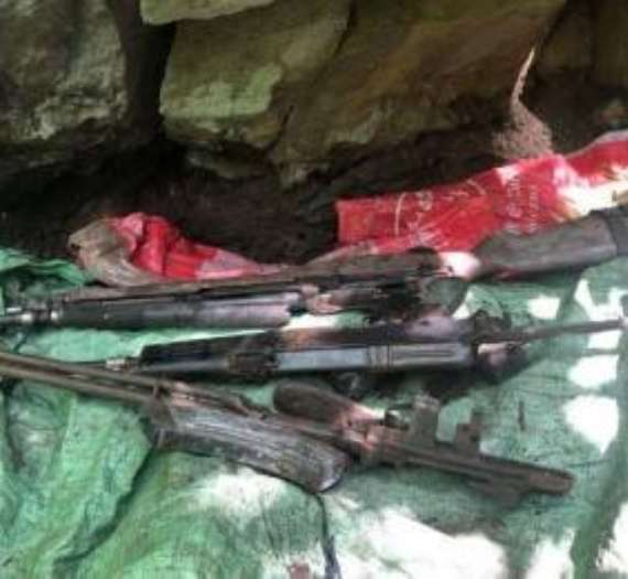 2 Red leaders, 4 others snared in Misamis Oriental